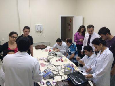 Alunos da 7ª Turma de Especialização em Implantodontia - 09