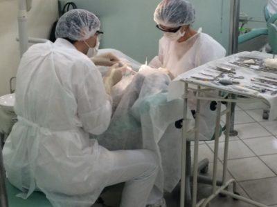 Alunos da 7ª Turma de Especialização em Implantodontia - 07