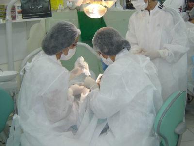 Alunos da 5ª Turma de Especialização em Implantodontia - 03