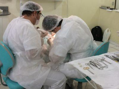 Alunos da 7ª Turma de Especialização em Implantodontia - 05