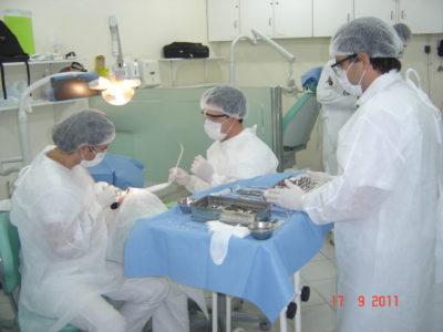 Alunos da 5ª Turma de Especialização em Implantodontia - 04