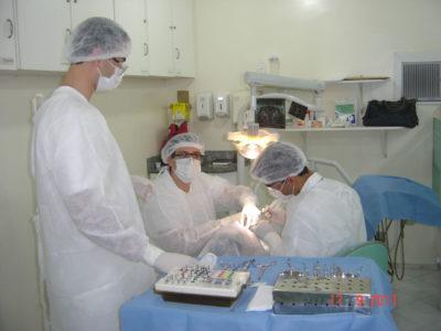 Alunos da 5ª Turma de Especialização em Implantodontia - 05