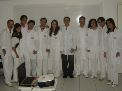 Alunos da 3ª Turma de Especialização em Implantodontia - 02