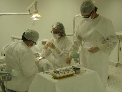 Alunos da 3ª Turma de Especialização em Implantodontia - 03